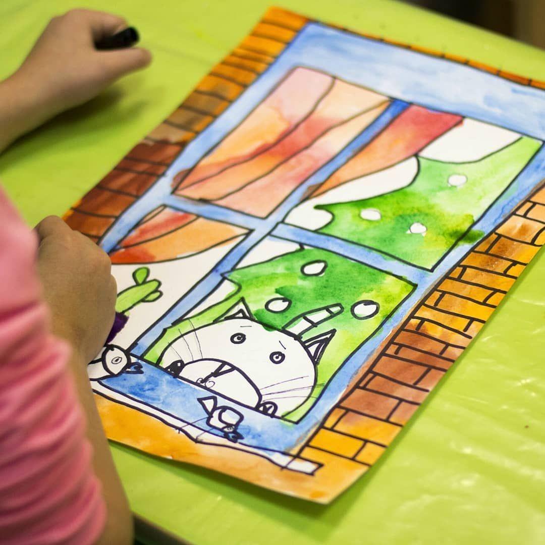 نقش هنر در رشد کودکان