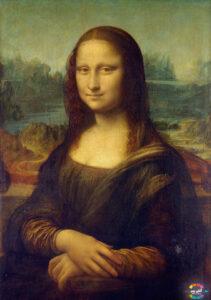 نقاشی مونالیزا از بهترین نقاشیهای دنیا
